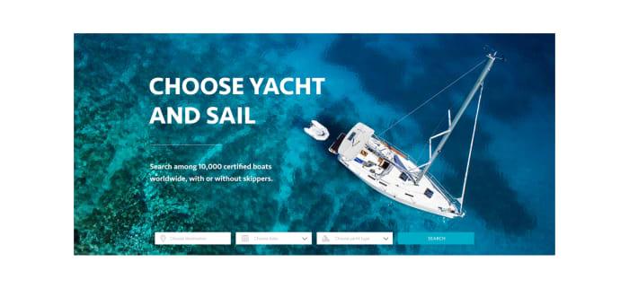 Eres Yachting design