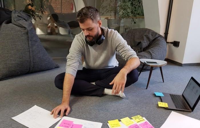 Paweł Capaja Product Designer at Boldare