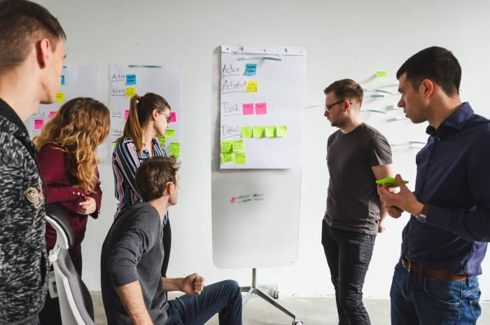 Working with scrum