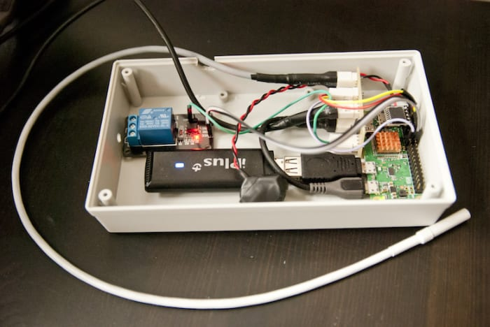 IoT Begins at home - the raspberry Pi PC