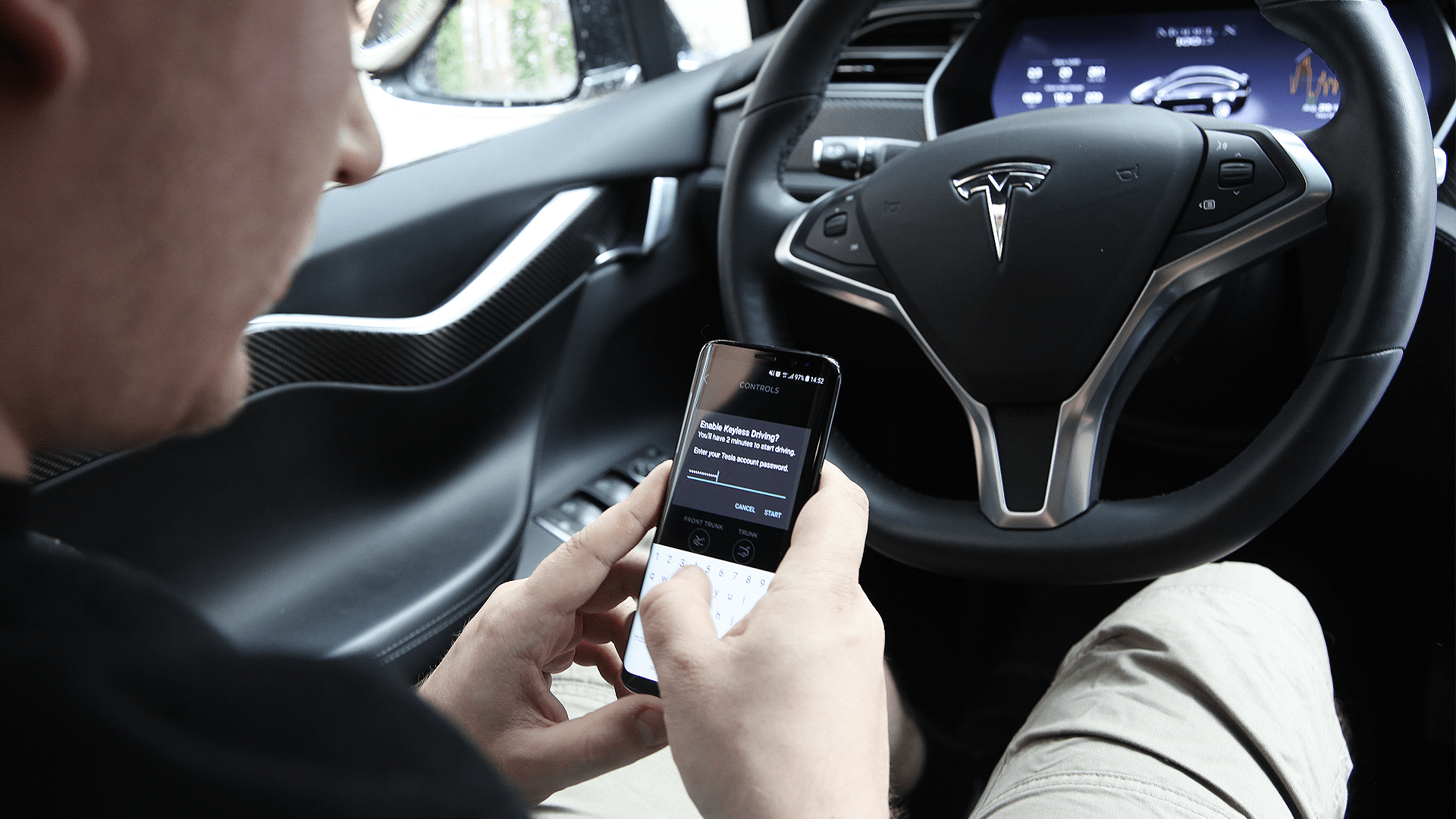 See why the Tesla app is not secure enough | Digital product design and  development company Boldare