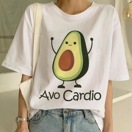 Women-Avocado T-s...-image