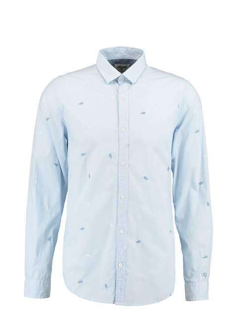 overhemd Garcia Q81028 men