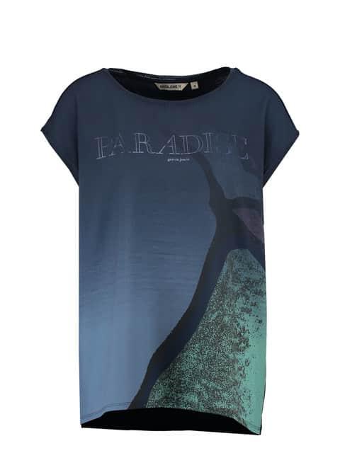 T-shirt Garcia O80020 women