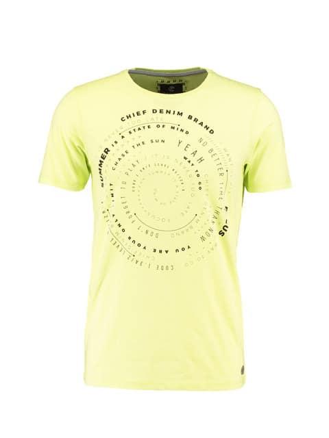 T-shirt Chief PC810501 men