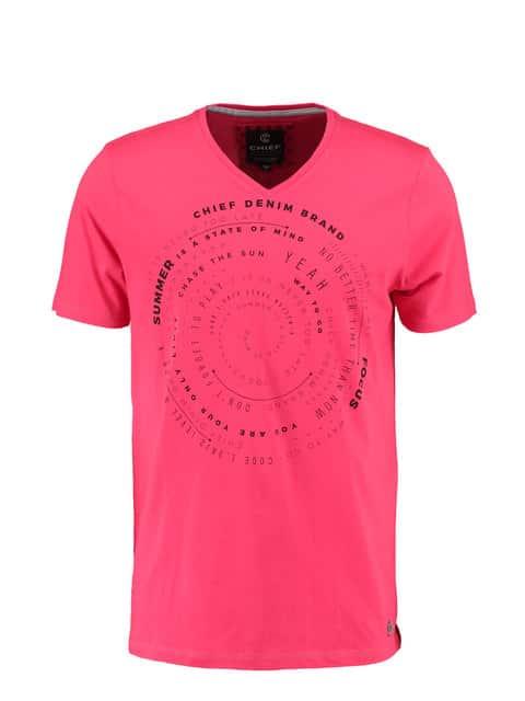 T-shirt Chief PC810502 men