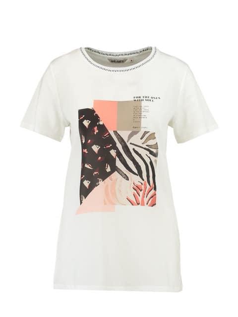 T-shirt Garcia P80206 women
