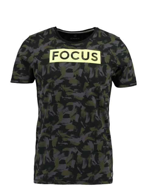 T-shirt Chief PC810505 men