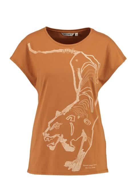 T-shirt Garcia Q80002 women