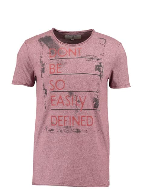T-shirt Garcia L71204 men