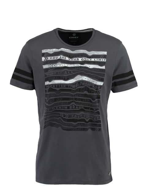 T-shirt Chief PC810403 men