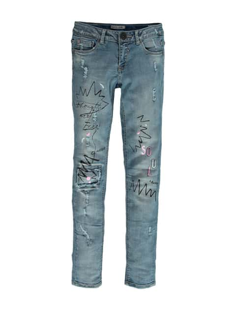 jeans Garcia L72710 girls