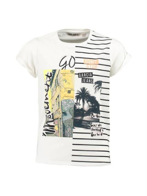 T-shirt Garcia Q82405 girls