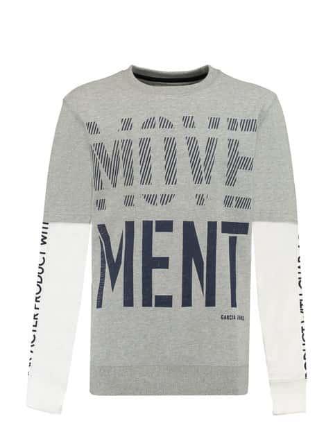 sweater Garcia O83463 boys