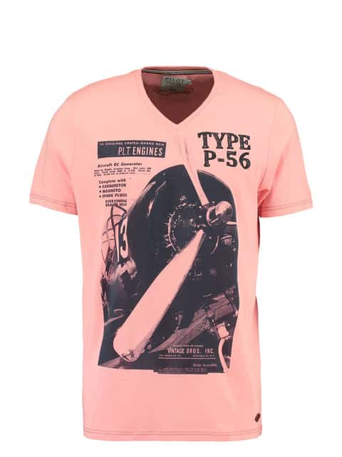 T-shirt Pilot PP810507 men