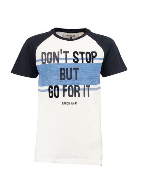 T-shirt Garcia Q83404 boys