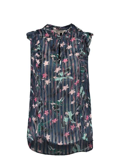 blouse Garcia O80040 women
