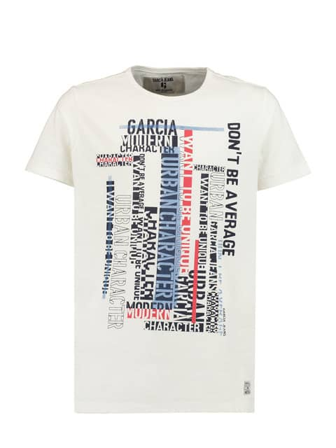 T-shirt Garcia O83401 boys