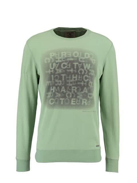 sweater Garcia PG810312 men