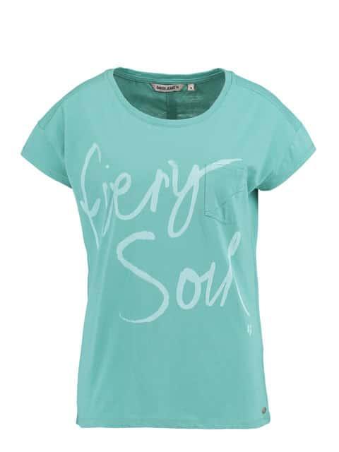 T-shirt Garcia PG800401 women