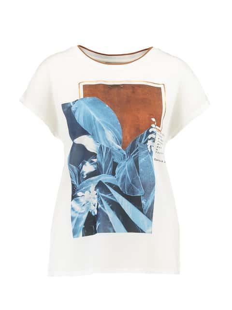 T-shirt Garcia Q80005 women