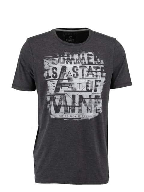 T-shirt Chief PC810503 men