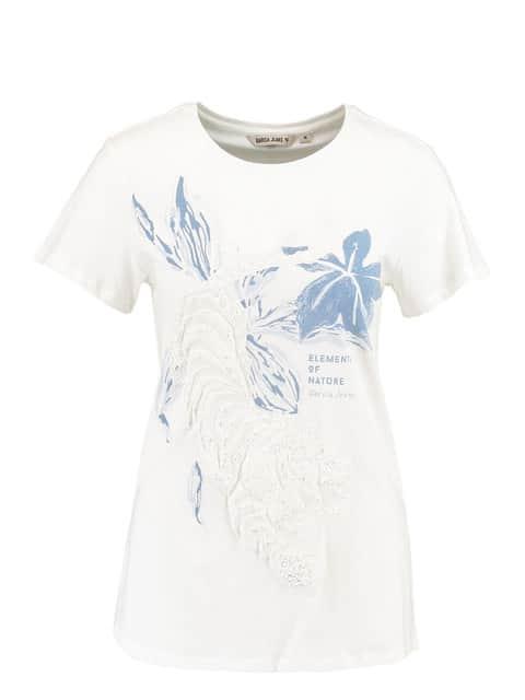 T-shirt Garcia Q80018 women