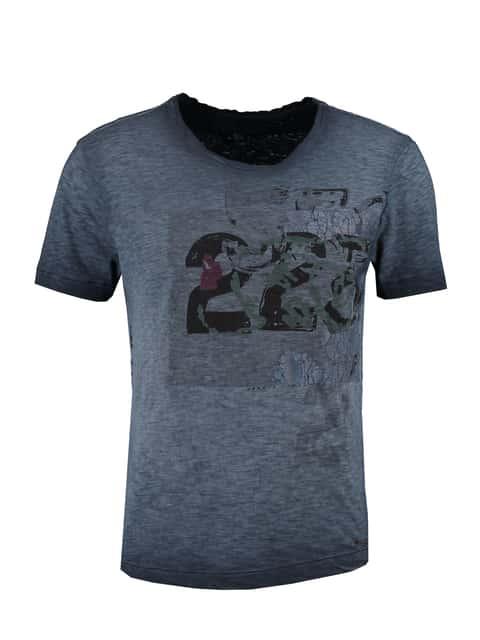 T-shirt Garcia M81005 men