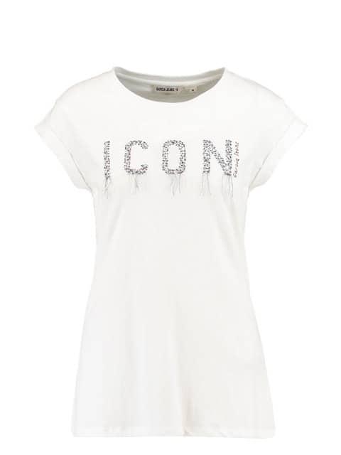 T-shirt Garcia Q80006 women
