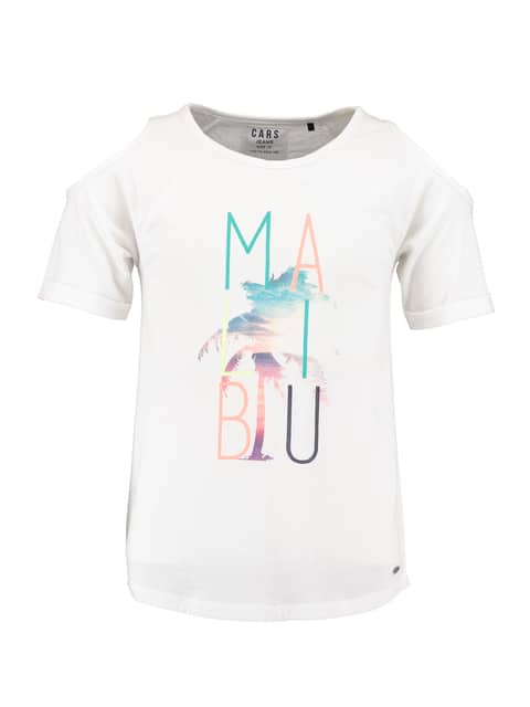T-shirt Cars Malibu girls