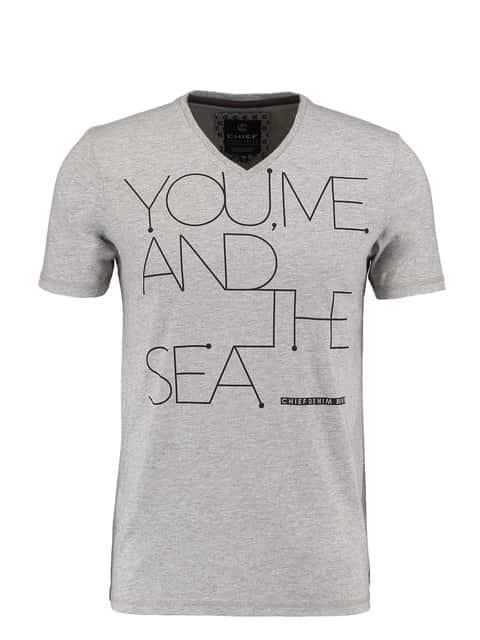 T-shirt Chief PC810504 men