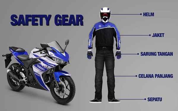 Perlunya 'Safety Riding' Kendaraan Roda Dua - DEPOK POS