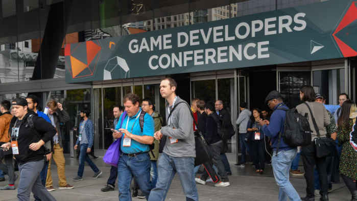 Gelaran Game Developers Conference 2019 di San Fransisko, USA. (Istimewa)