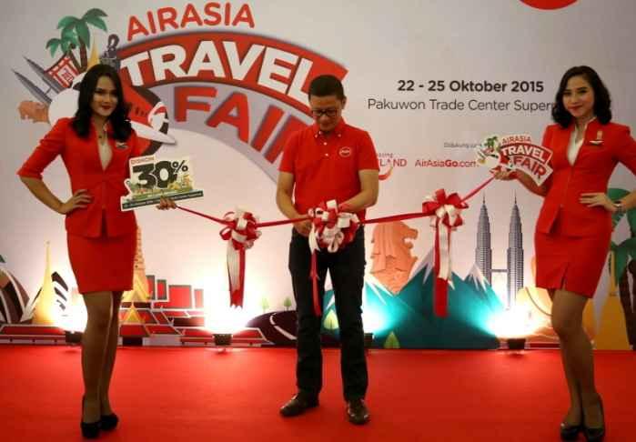 AirAsia kembali menggelar AirAsia Travel Fair (AATF) di Surabaya mulai 22 - 24 Maret 2019.