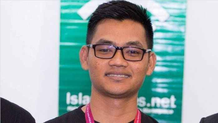 Ermansyah Putra, Pengurus  IslamicTunes. (Dok. Pribadi)