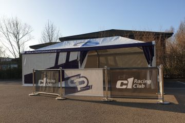 Shop Bespoke Fusion Marquees