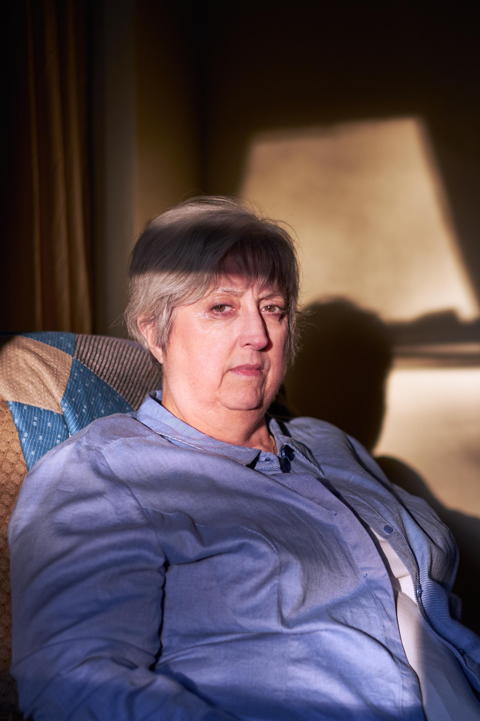 Portrait of Glenda