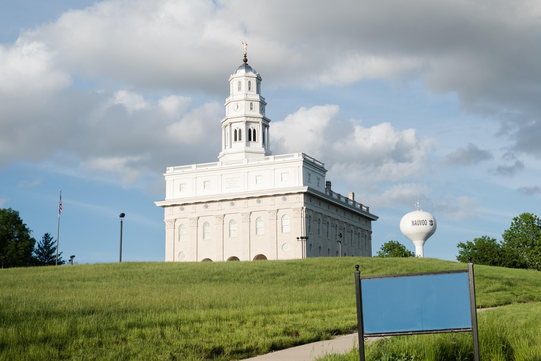 Nauvoo Illinois Temple, 2019