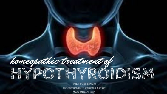 HOMEOPATHIC TREATMENT OF HYPOTHYROIDISM!!