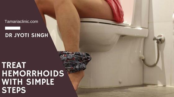 STOP STRAINING TREAT HEMORRHOIDS!!