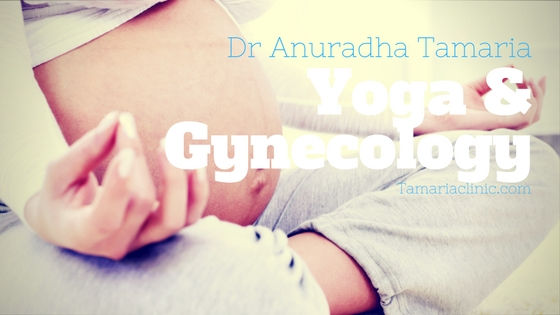 5 common gynecological conditions in which yoga can be helpful!