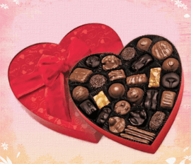 Chocolate gifts gor birthday