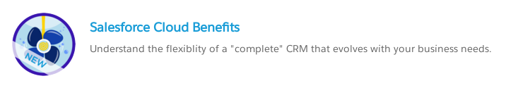 Salesforce Cloud Benefits