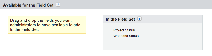 Field Sets and Dynamic Visualforce » Deadlypenguin