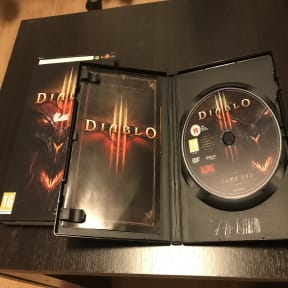 Thumbnail 2 for Diablo 3 boxes for collection