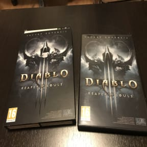 Thumbnail 3 for Diablo 3 boxes for collection