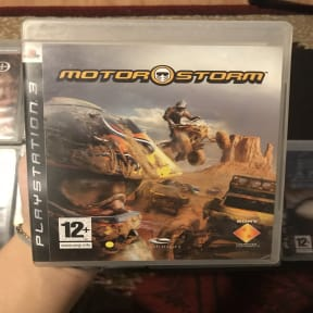 Thumbnail 1 for Motor Storm Playstation 3