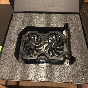 Thumbnail 2 for GPU GIGABYTE GeForce GTX 750 Ti OC WindForce 2X 2GB GDDR5 128-bit