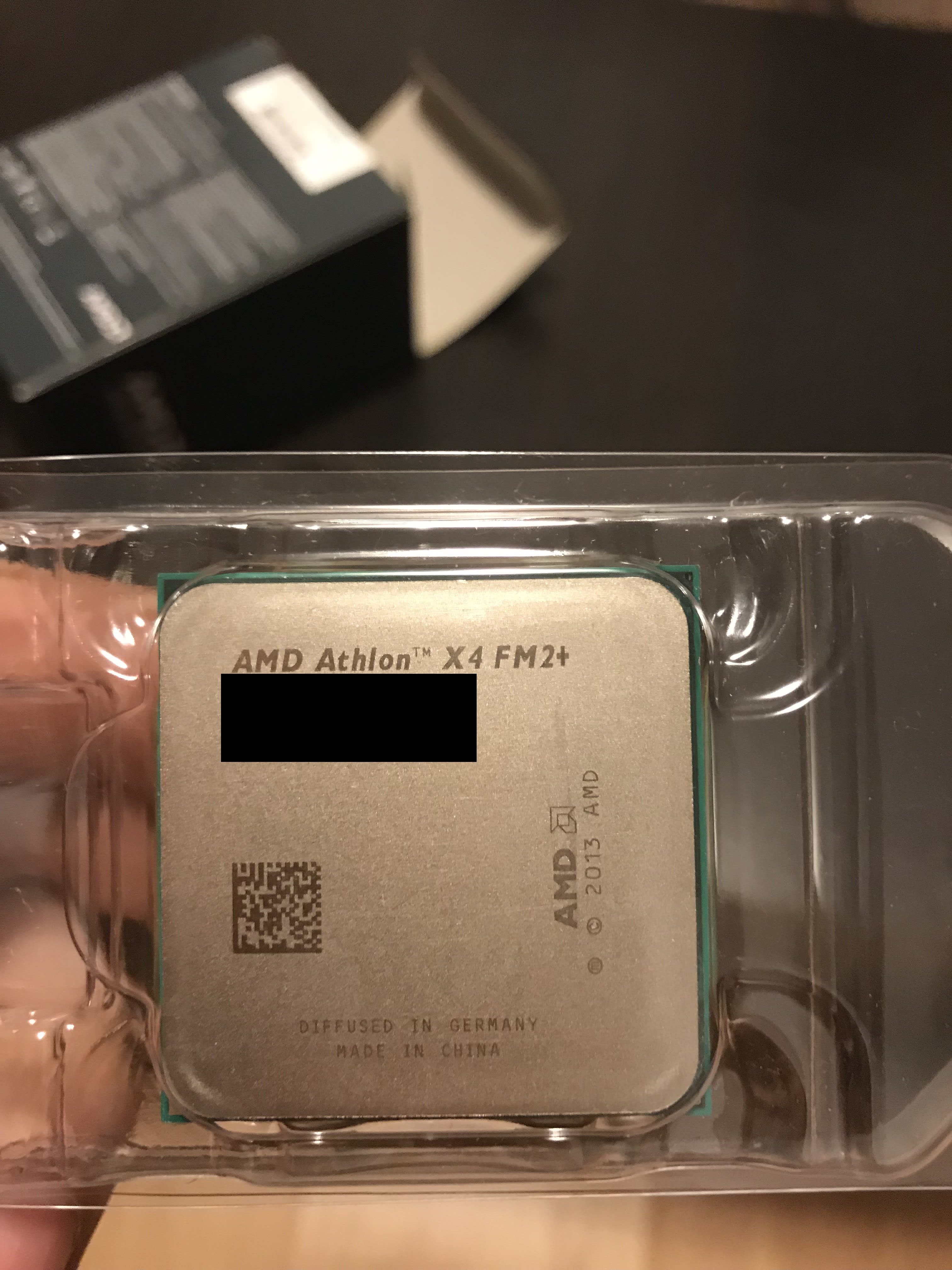 Picture 4 for CPU AMD Kaveri Athlon X4 860K