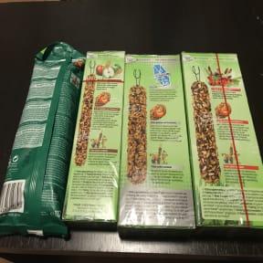 Thumbnail 3 for Vitakraft Kracker Chinchilla Small Animal Food Calcifit